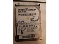Samsung 160gb Laptop Hard Drive SATA - Harddrive