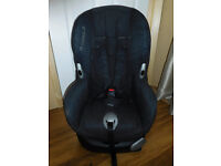 Car seat Maxi Cosi Priori XP black Jacquard 9 months to 4 years (9-18kg), 1 stage