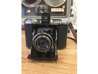 Zeiss Ikon vintage camera 120 film