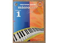 Microjazz Piano Book with CD