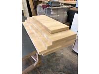 Solid oak off cuts