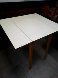 Vintage Retro 50s 60 70s Formica Table Dining Table Kitchen Table