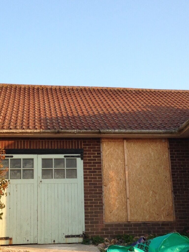 Redland 50 Double Roman Roof Tiles In Brighton East