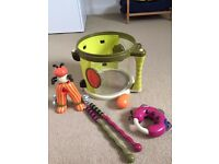 Baby/ toddler musical instruments