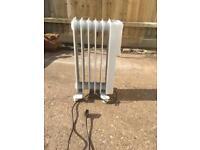 EWT oil filled electric radiator