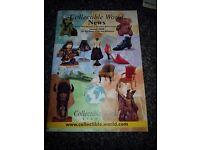 Collectible World Studios 2000 News magazine