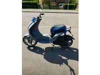Peugeot ludix classic 50cc moped 2stroke. Fully running