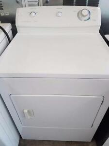 Frigidaire white DRYER WITH FREE DELIVERY+INSTALLATION
