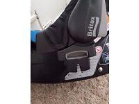 Car seat with adaptors - britax