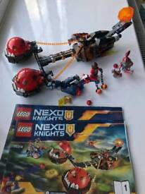 Lego Nexo Knights 70314 beast masters chariot