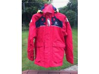 Henri Lloyd Sailing Jacket and Trousers. Worn once. As new.