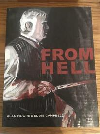 From Hell graphic novel By Alan Moore