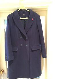 M and S winter coat