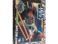 Star Wars micro scalextric set