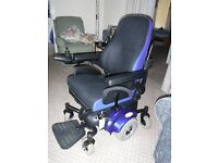 MOBILITY ELE TRIC CHAIR NEW USED 9 TIMES