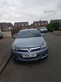 **vauxhall astra**1.8sport**low mileage**good deal**