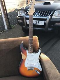 Fender Mexican stratocaster cheap quick sale **can post**