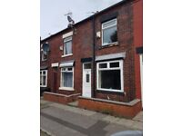Two Bedroom Terrace McKean Street, Great Lever, Bolton - £450pcm