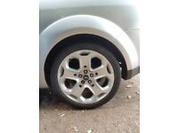 Ford focus 18inch alloys ST