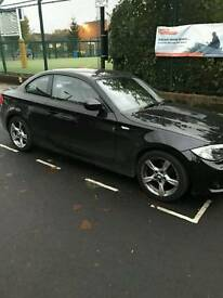 BMW 2 litre 1 Series Coupe
