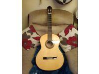santos Martinez classical guitar for sale