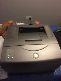 Dell laser printer
