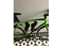 2018 Specialized Allez Sport Road Bike 56cm with Carbon Forks