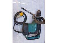 Makita hammer drill demolition hammer kengo