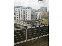 Luxury 2 bed apartment in central Birmingham on the Canal