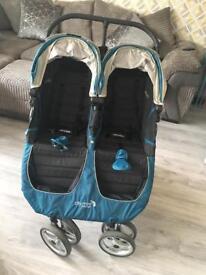 Double city mini baby jogger