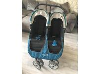 Double city mini baby jogger