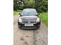 FORD FIESTA ZETEC S 57 PLATE EXCELLENT CONDITION