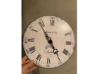 Wall clock - great condition and fully working £8