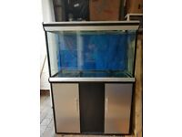 Aquarium fish tank tropical or marine