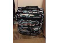 Kipling carry on small suitcase