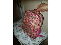 Kids bag (like cath kidston) excellent condition
