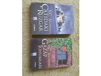 Turkish books Virginia Andrews