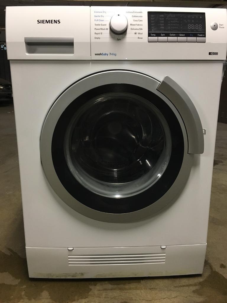 Siemens Iq 500 Washer Dryer In Kensington London Gumtree