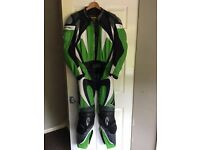 Richa 2-piece motorcycle leathers