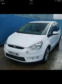 2009 ford smax parts breaking bcg