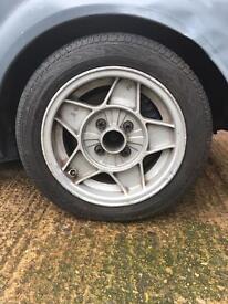 """Ats classics 13"""" alloy wheels 4x100"""