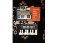 Novation Launchkey Mini Midi Keyboard