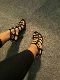 Schuh heels size 3