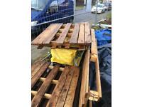 Free pallets x17
