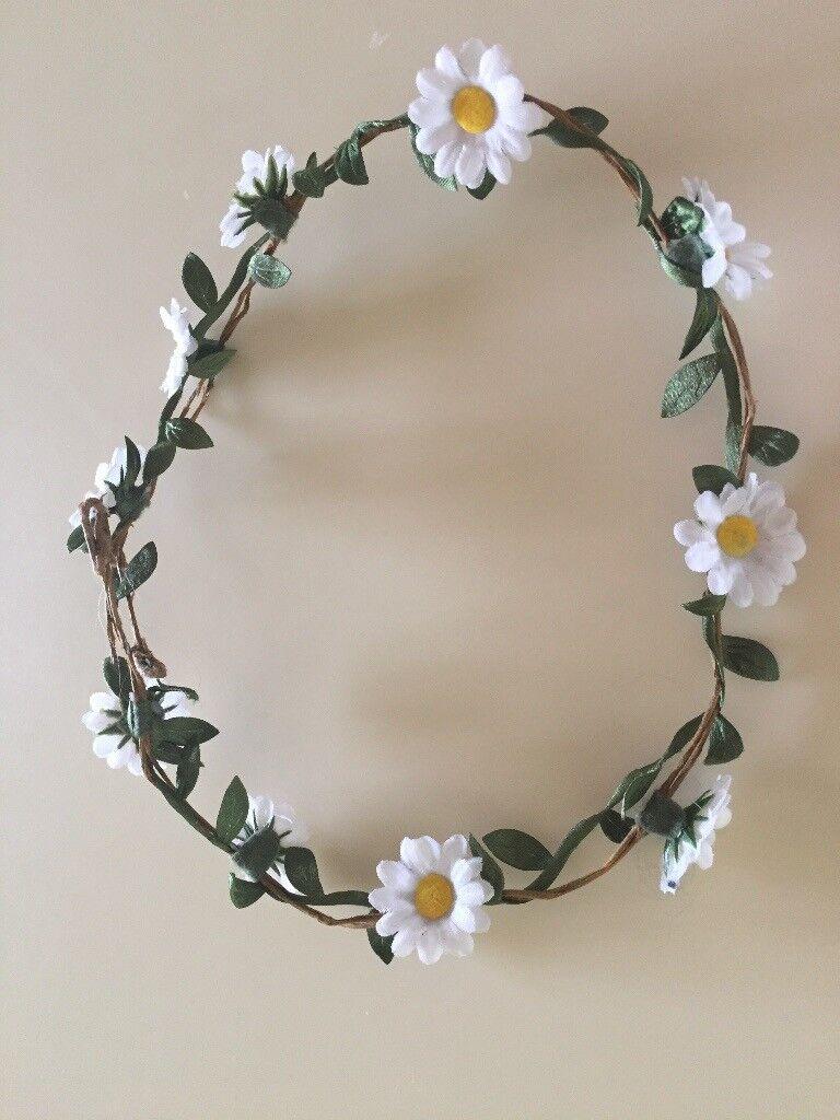 Pretty Daisy Flower Headband From Assesorize In Backwell Bristol