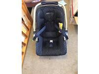 Mamas & Papas car and carry seat