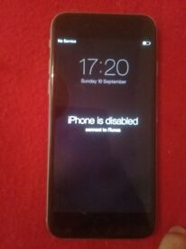 Apple Iphone 6 . iphone decabled