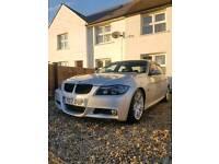 BMW e90 320d automatic 81000 miles fsh