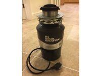 Waste Disposal Unit - Insinkerator -FREE