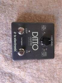 Ditto x2 looper pedal